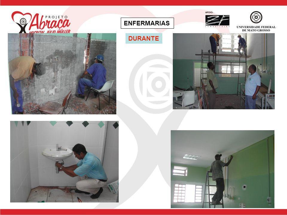 ENFERMARIAS DURANTE