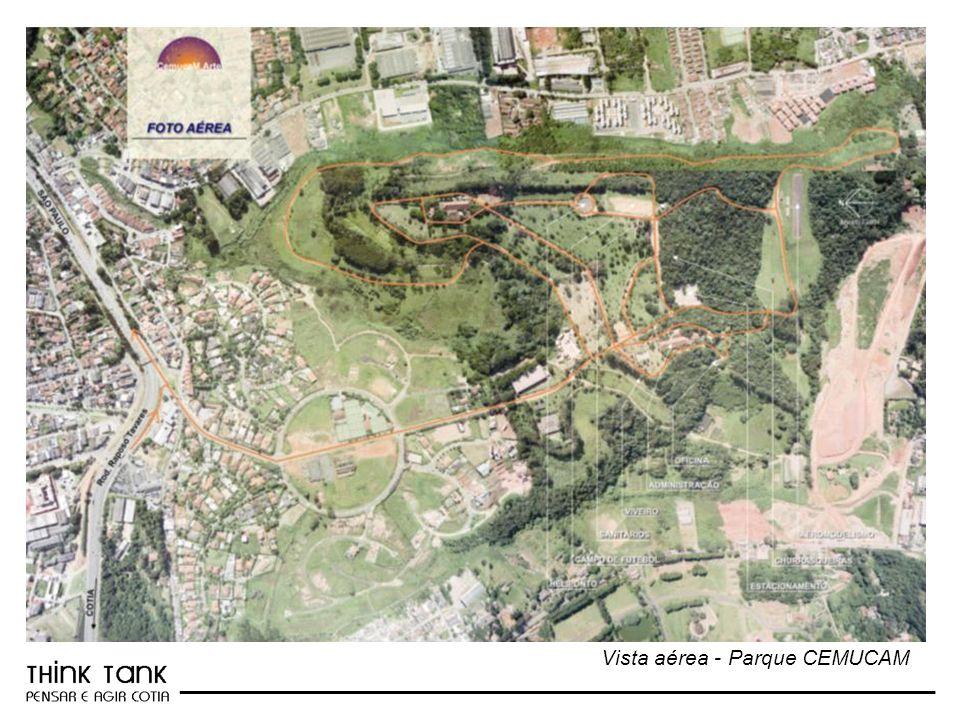 _________________________________________________________ Vista aérea - Parque CEMUCAM