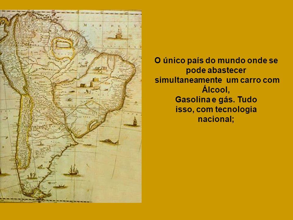 2. Que o Brasil tem o mais moderno sistema bancário do planeta?