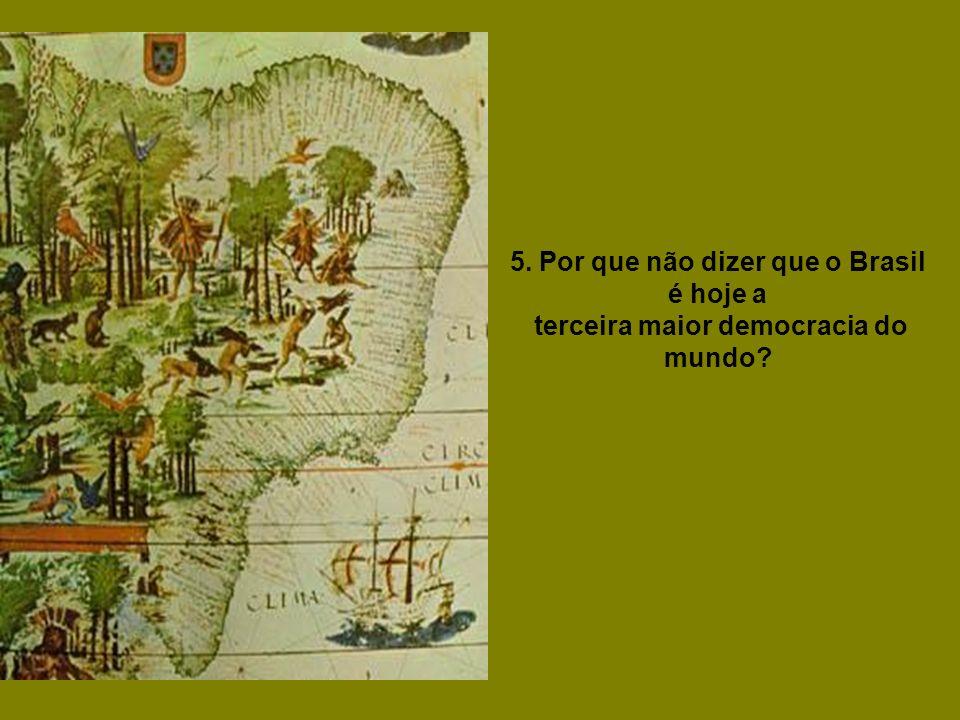 4. Por que não se fala que o Brasil é o país mais empreendedor do mundo e que mais de 70% dos brasileiros, pobres e ricos, dedicam considerável parte