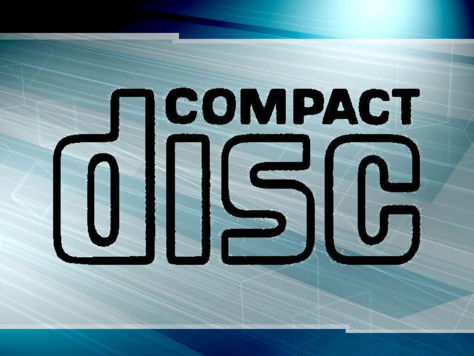 CD - Codificação Formato de áudio –Frame Seis amostras completas de 16-bit stereo CD-ROM –Organização Frames Setores –98 Frames