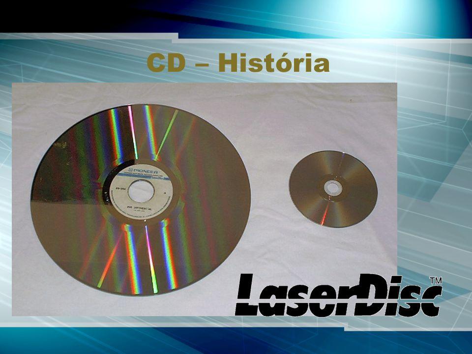 CD – História