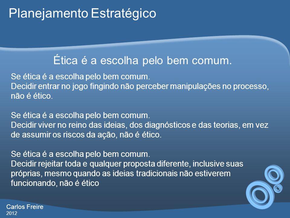 Carlos Freire 2012 Conceituando Marketing Princípios do Marketing: Princípio 5: Os mercados e clientes mudam constantemente A única coisa constante é a mudança.