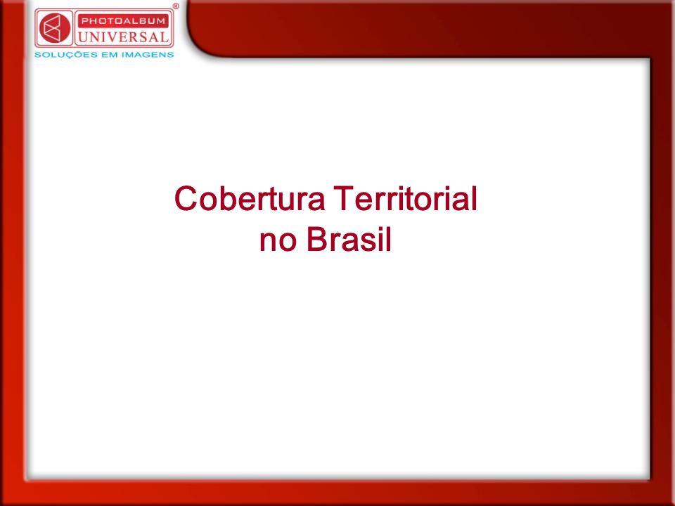 Cobertura Territorial no Brasil