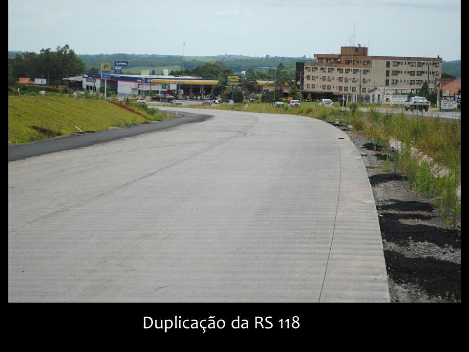 Duplicação da RS 118