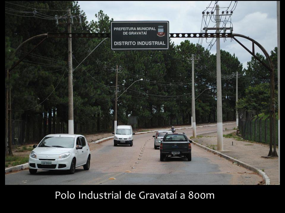 Polo Industrial de Gravataí a 800m