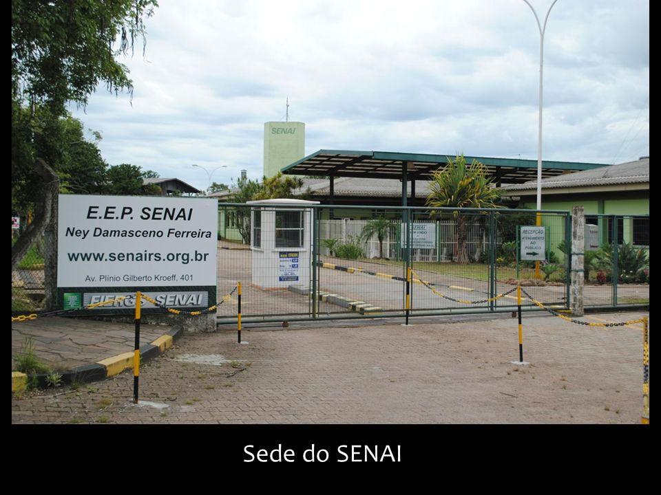 Sede do SENAI
