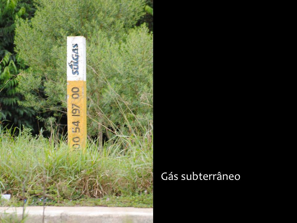 Gás subterrâneo