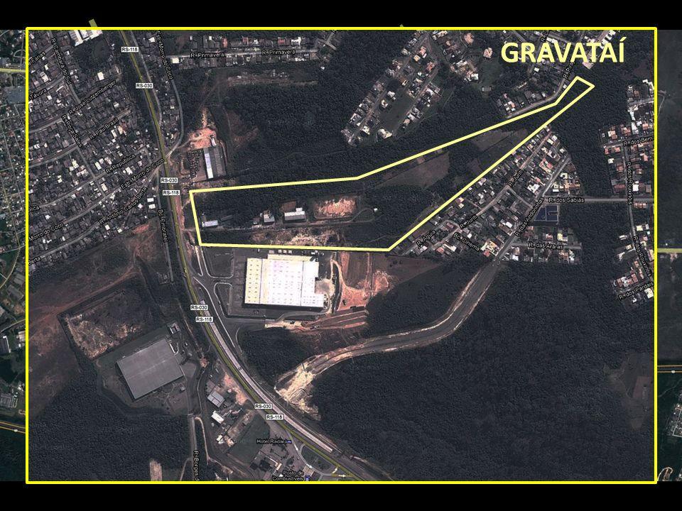 Praça do Centro de Gravataí