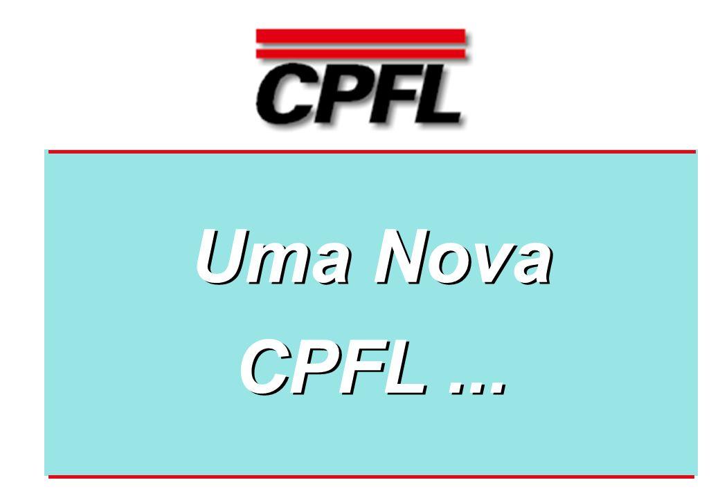 Uma Nova CPFL... Uma Nova CPFL...