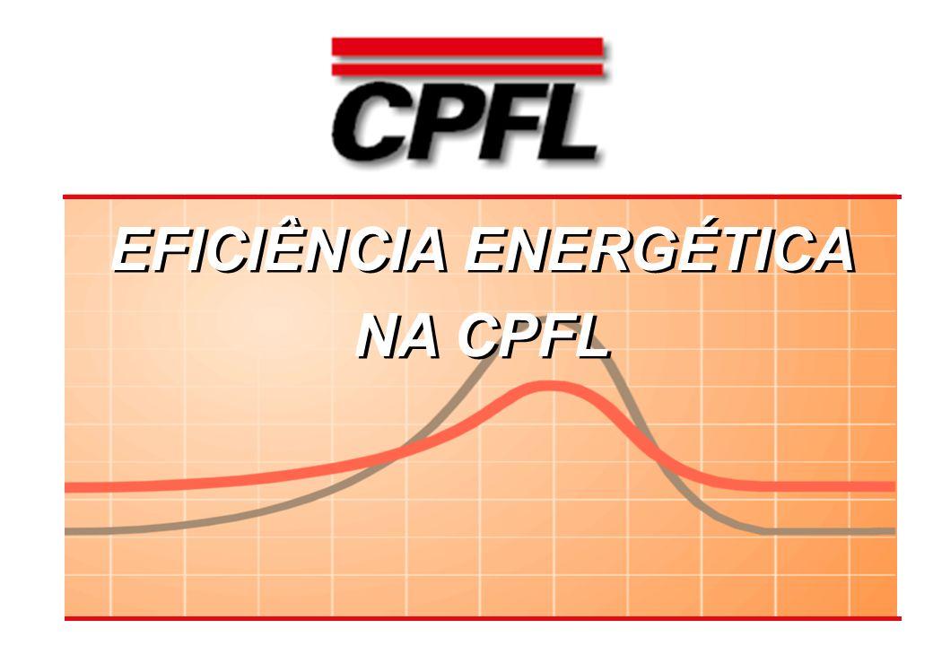 EFICIÊNCIA ENERGÉTICA NA CPFL