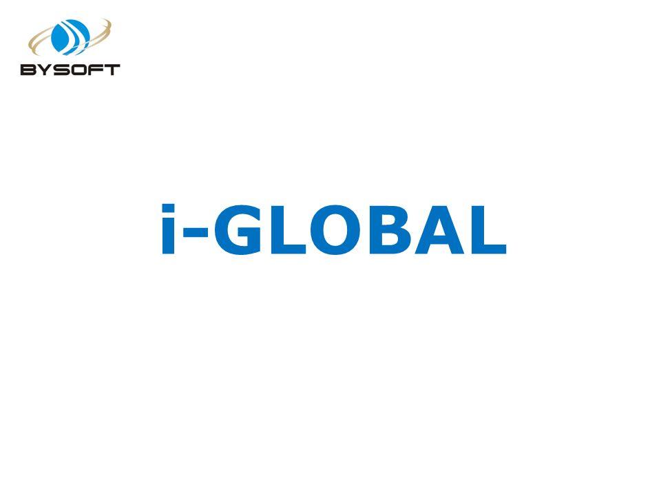 i-GLOBAL