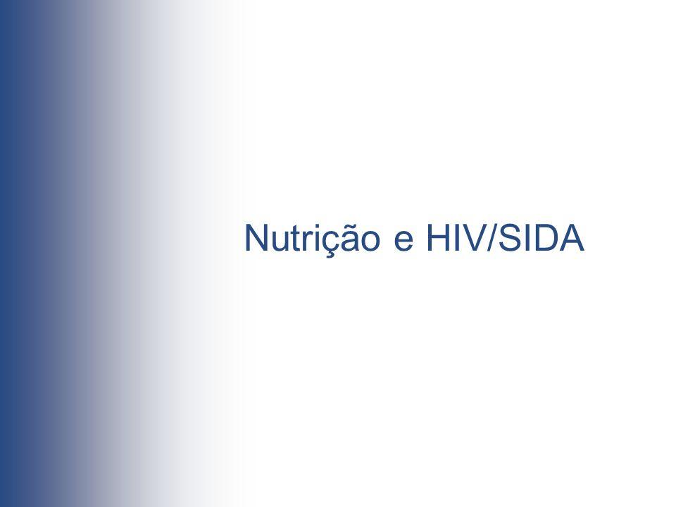 Nutrição e HIV/SIDA