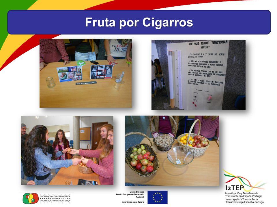 Fruta por Cigarros