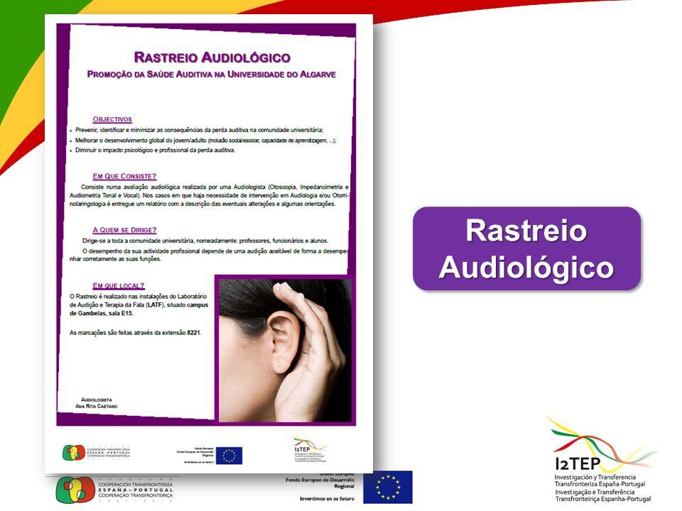 Rastreio Audiológico