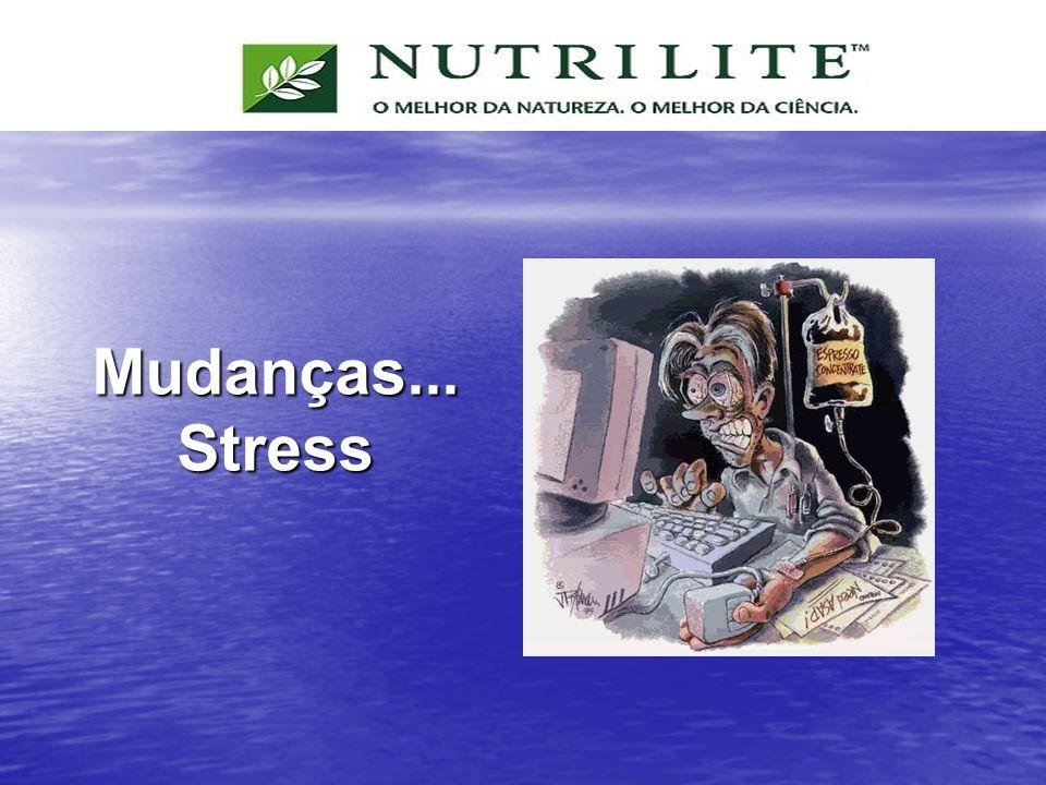 Mudanças...Stress