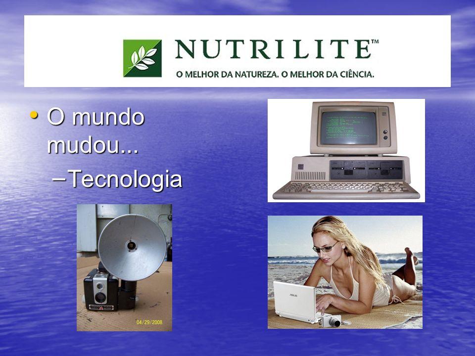 O mundo mudou... O mundo mudou... – Tecnologia