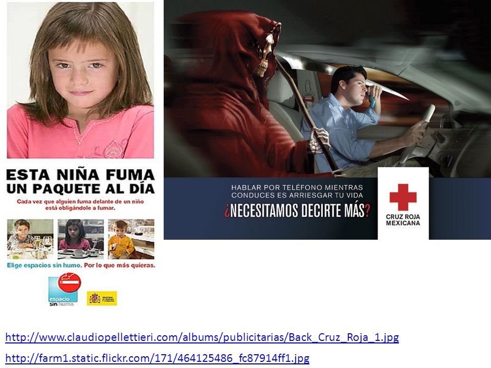 http://www.claudiopellettieri.com/albums/publicitarias/Back_Cruz_Roja_1.jpg http://farm1.static.flickr.com/171/464125486_fc87914ff1.jpg