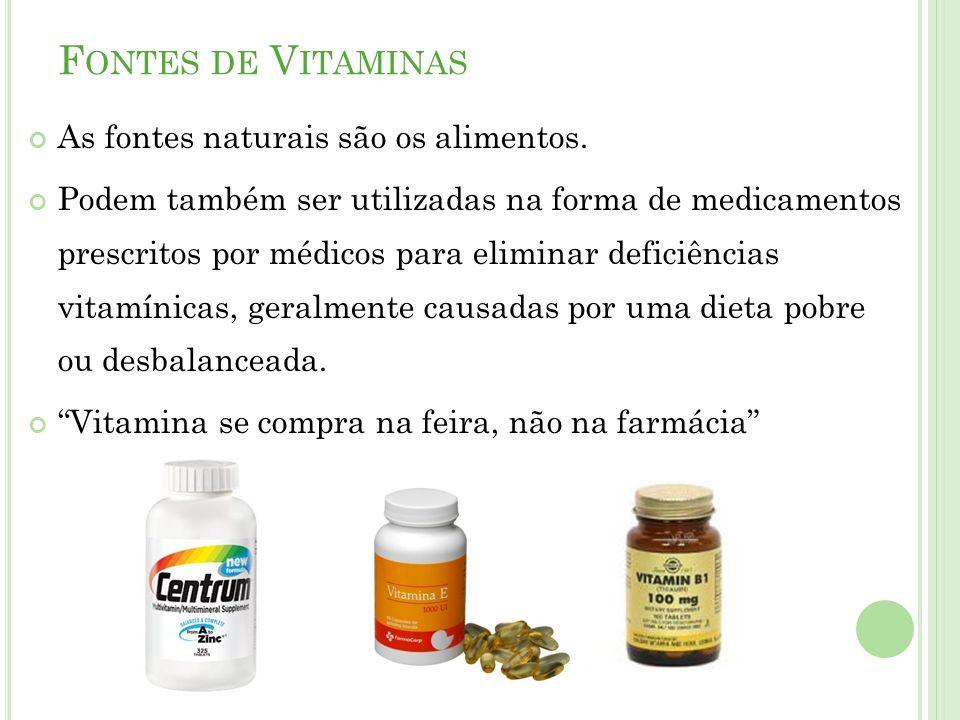 C UIDADOS COM OS ALIMENTOS Para não perder seu valor vitamínico é preciso ter alguns cuidados: Algumas vitaminas são facilmente destruídas pelo calor ou pela exposição ao oxigênio.