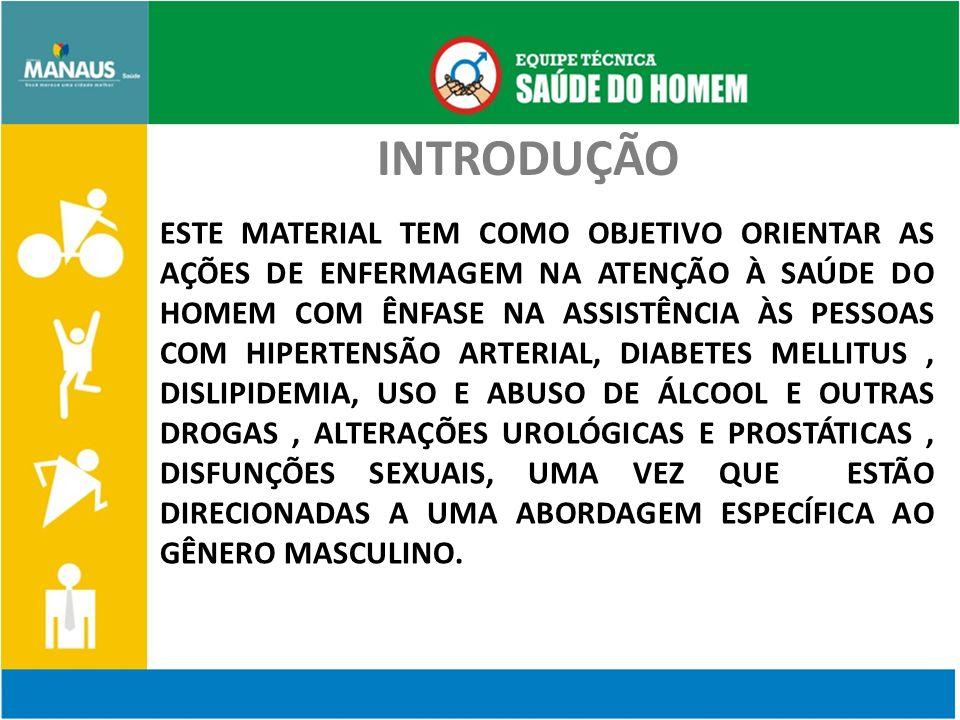A fim de instrumentalizar a(o) enfermeira(o) para desenvolver estas ações de prevenção, promoção e recuperação da saúde, surgiu a necessidade da elaboração deste Protocolo.
