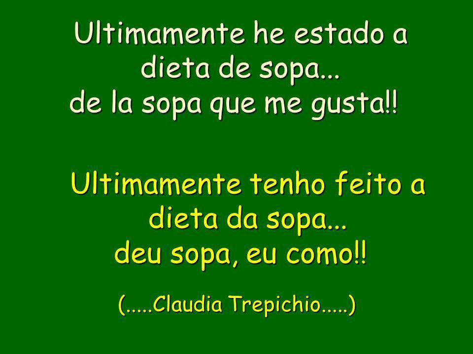 No Brasil, quem tem é tica parece anormal.No Brasil, quem tem é tica parece anormal.