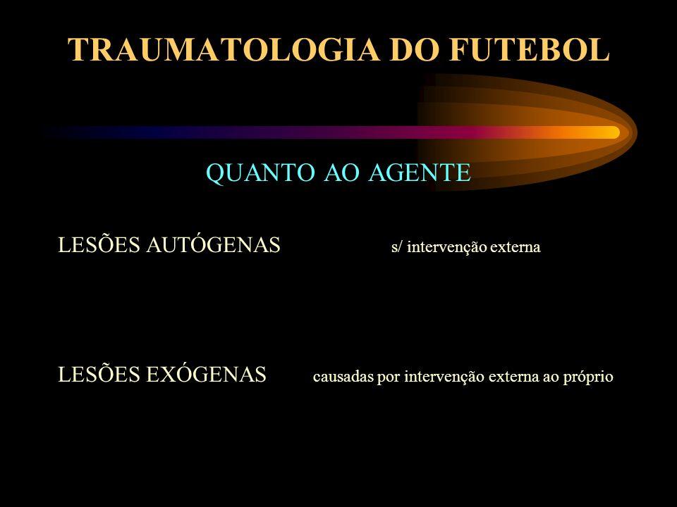 AS LESÕES E O FUTEBOL PREVENÇÃO 1 - DISMORFIAS 2 - DOENÇAS CRÓNICAS EXAME MÉDICO DE ROTINA 3 - CONDIÇÕES DE TREINO E COMPETIÇÃO 4 - QUALIDADE DO EQUIPAMENTO 5 - RELAÇÃO DE CONFIANÇA 6 - COMUNICAÇÃO CLARA E RIGOROSA