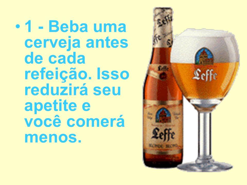 2- A cerveja é elaborada a partir de vegetais: Lúpulo,levedura, malte,cereais, etc.