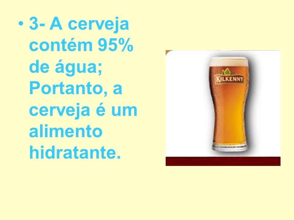 4- A cerveja pode ser acompanhada de castanhas (de cajú, do Pará, etc), amendoins, amêndoas, nozes, avelãs.