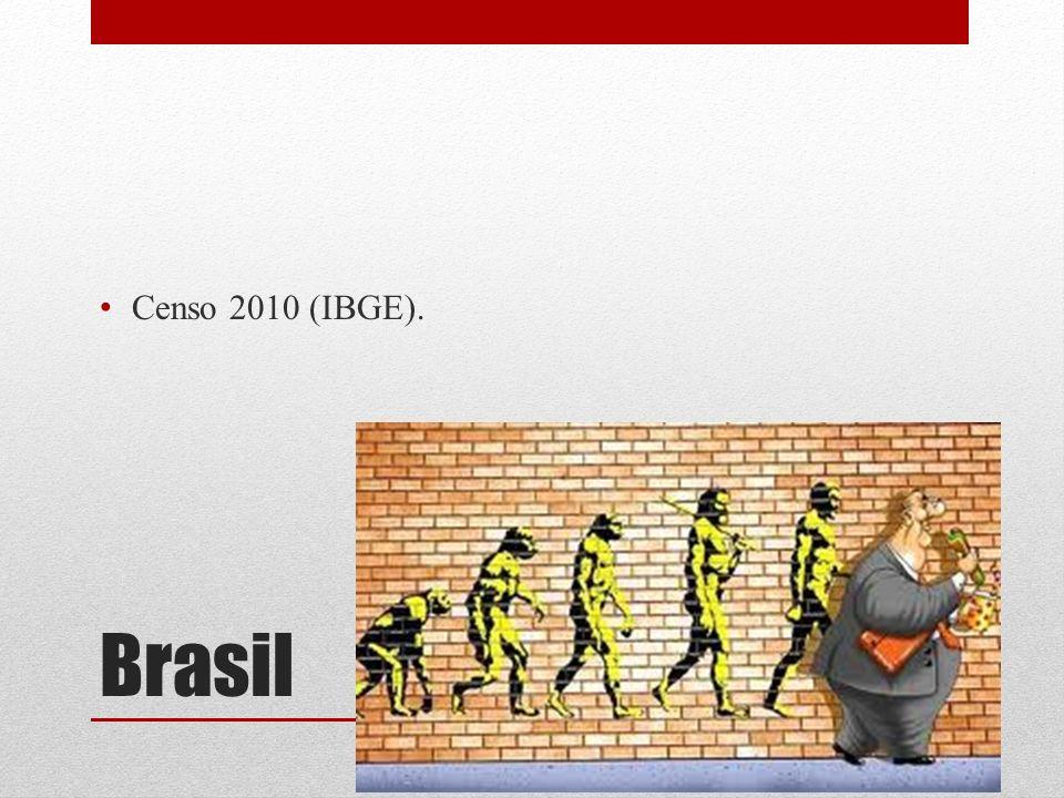 Brasil Censo 2010 (IBGE).