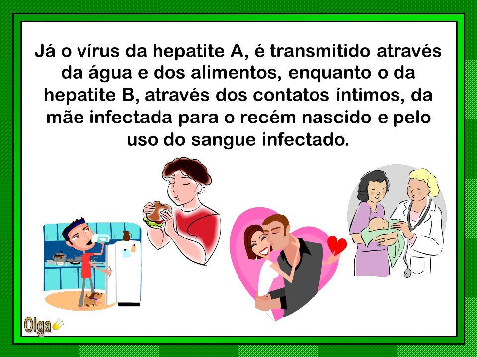 O alcoolismo também contribui para o desenvolvimento da hepatite C.