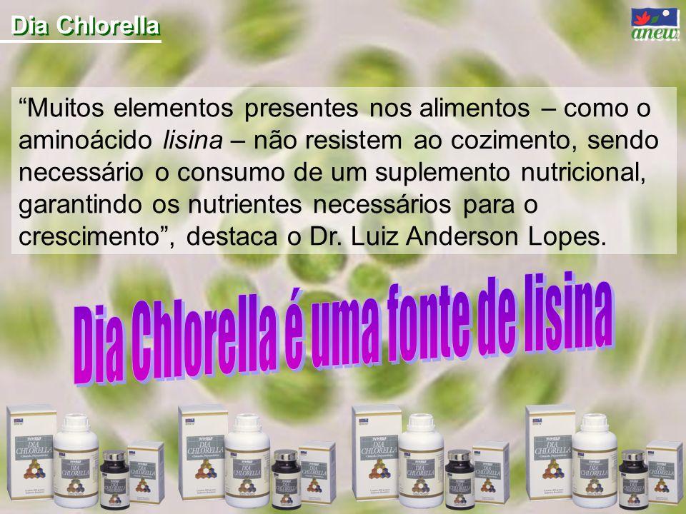 Muitos elementos presentes nos alimentos – como o aminoácido lisina – não resistem ao cozimento, sendo necessário o consumo de um suplemento nutricion