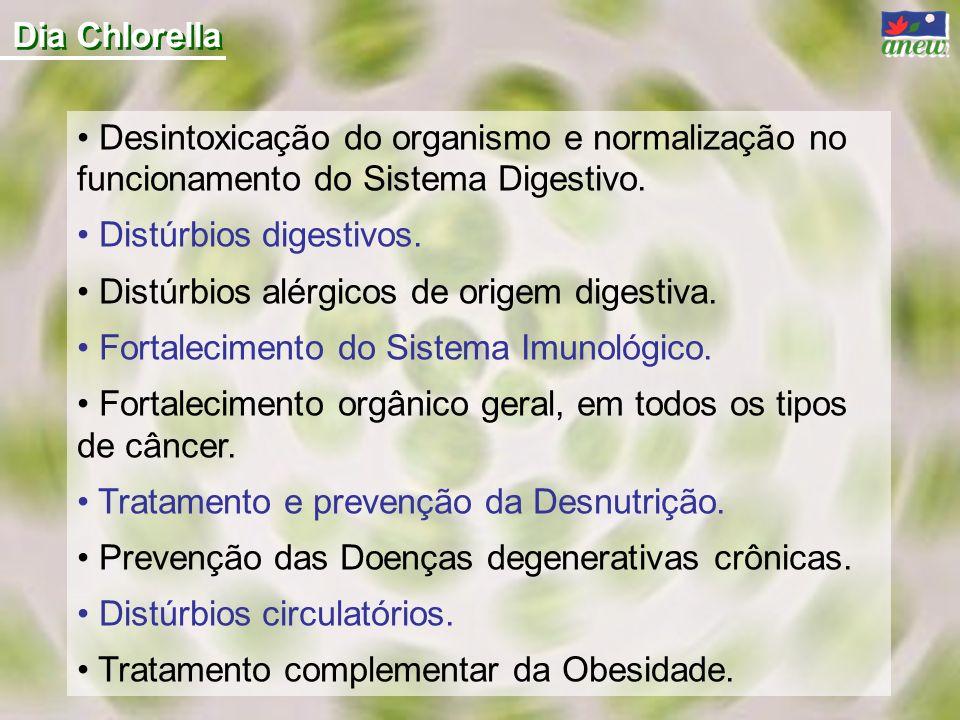 Desintoxicação do organismo e normalização no funcionamento do Sistema Digestivo. Distúrbios digestivos. Distúrbios alérgicos de origem digestiva. For