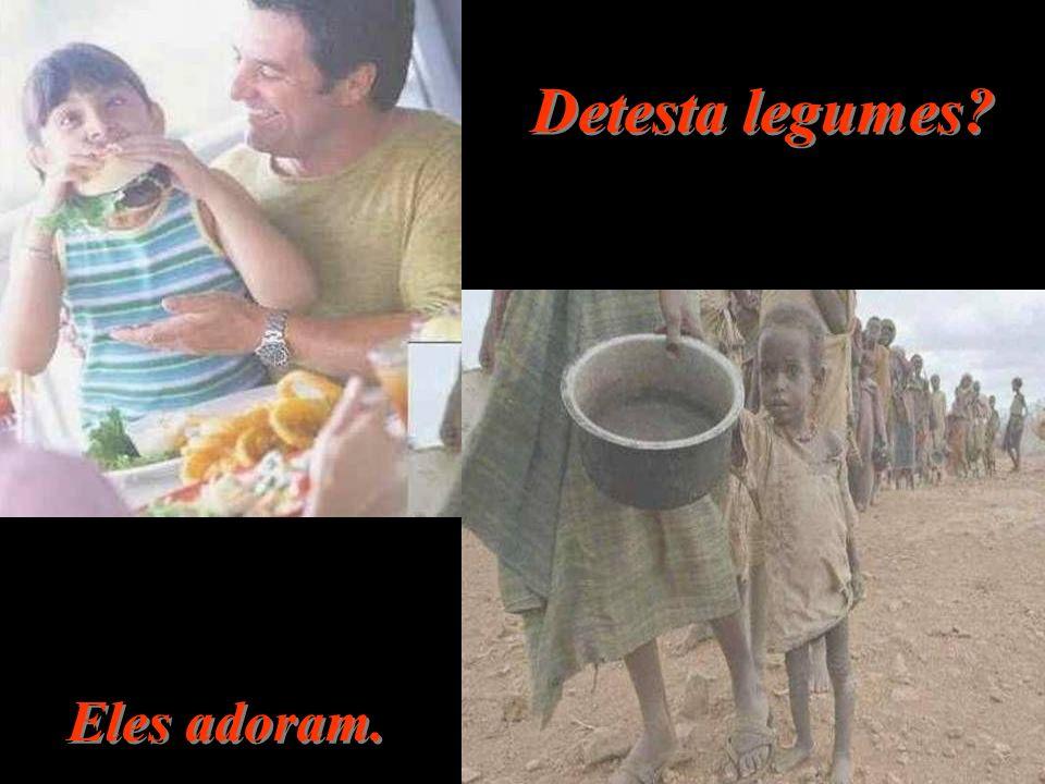 Vive fazendo dieta? Eles morrem fazendo dieta.