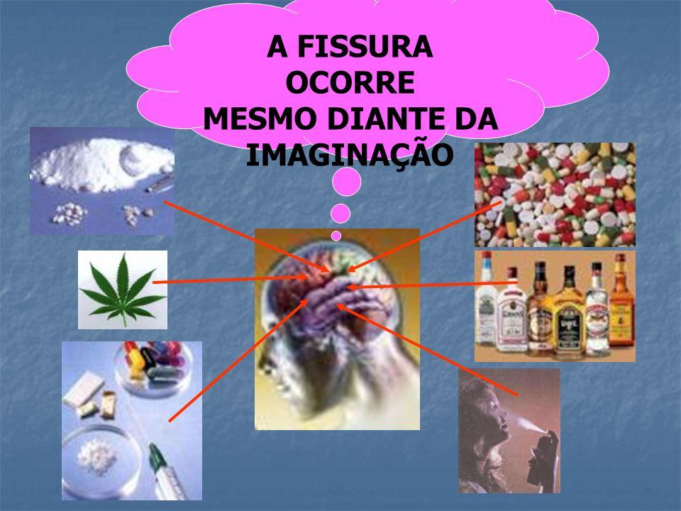 A FISSURA OCORRE MESMO DIANTE DA IMAGINAÇÃO
