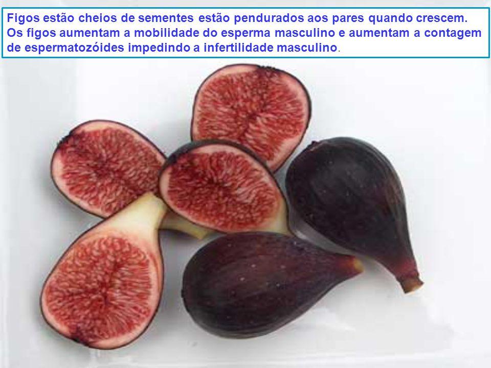 Abacate, beringela e peras ajudam à saúde e funcionamento do útero e colo do útero de mulheres - elas têm a mesma aparência destes órgãos.
