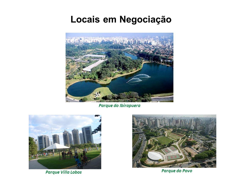 12 7637- Projeto Brinquedão - 28/07/10 Parque Villa Lobos Parque do Ibirapuera Parque do Povo Locais em Negociação