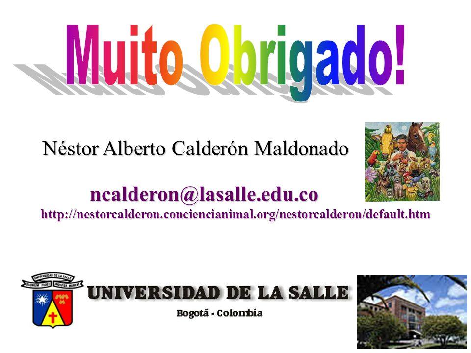 Néstor Alberto Calderón Maldonado Néstor Alberto Calderón Maldonado ncalderon@lasalle.edu.co ncalderon@lasalle.edu.cohttp://nestorcalderon.conciencian