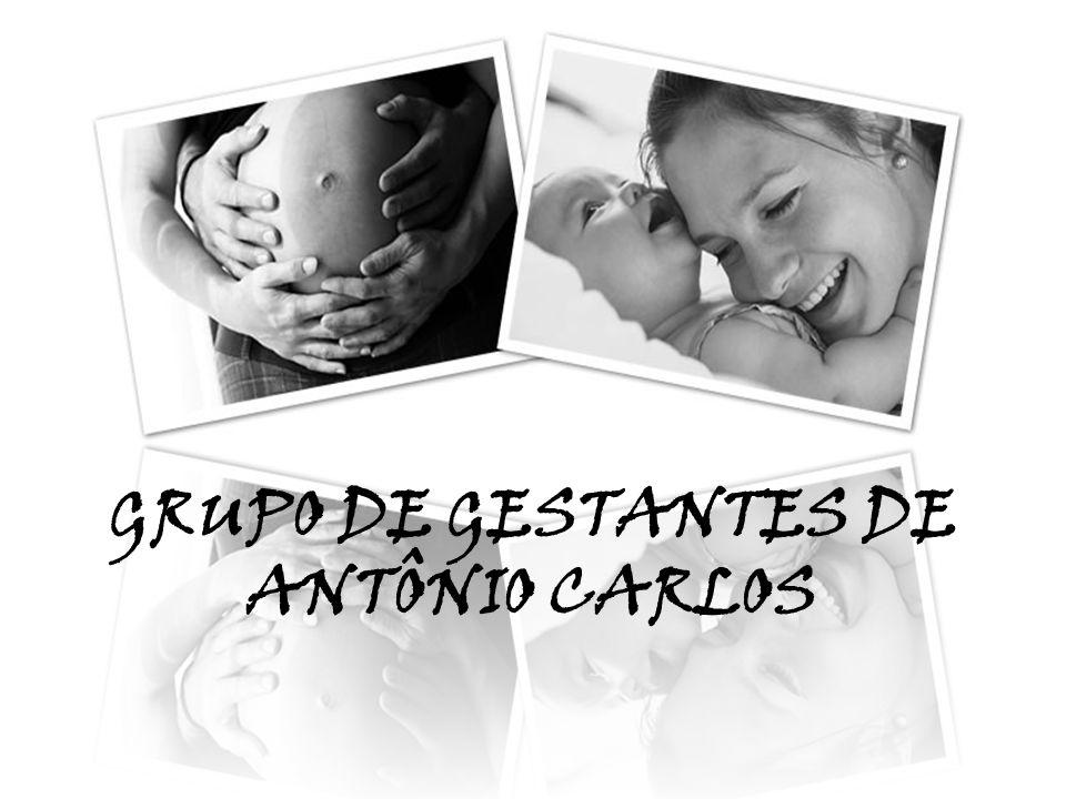 GRUPO DE GESTANTES DE ANTÔNIO CARLOS