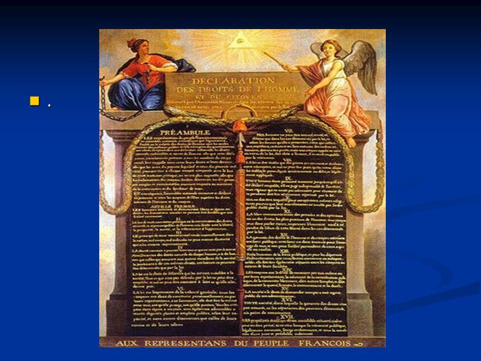 A própria Constituição Americana de 1787, inicialmente, não continha uma declaração de direitos, mas apenas disposição criadora de um estado independente e livre.