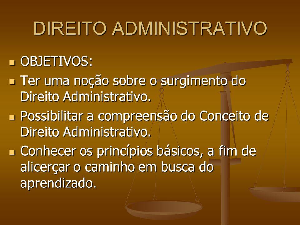 DIREITO ADMINISTRATIVO AMPLA DEFESA E CONTRADITÓRIO Constituição Federal Constituição Federal Art.