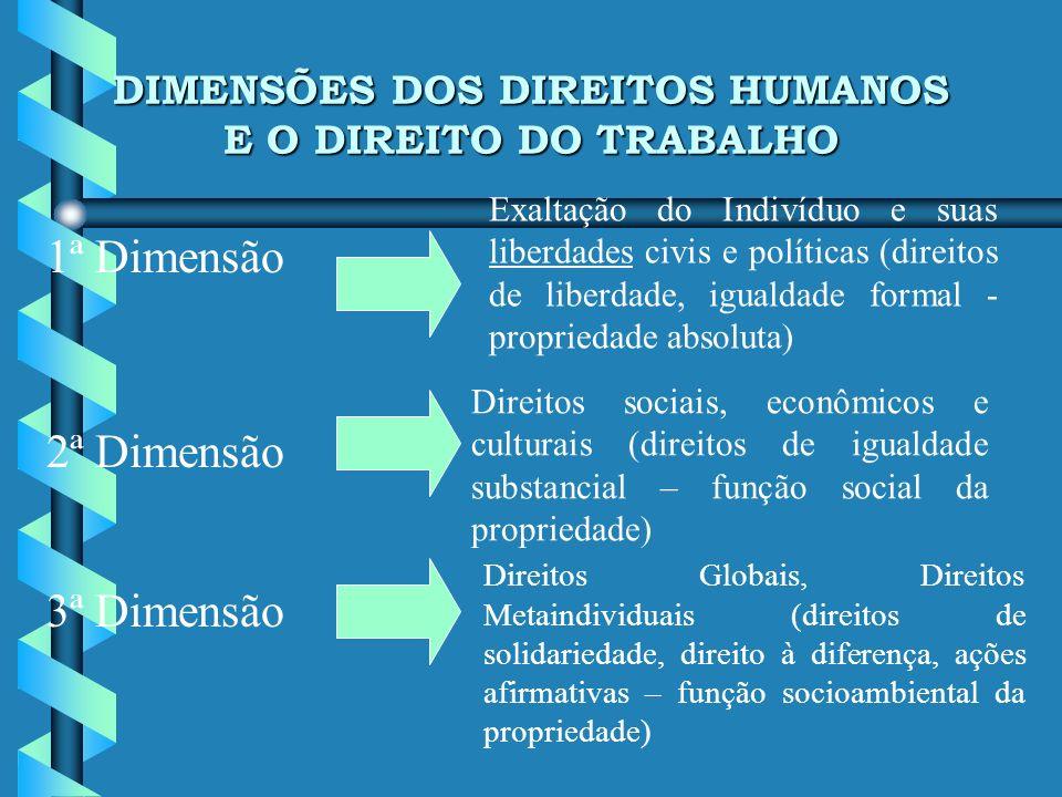 PROBLEMATIZAÇÃO Os direitos sociais dos trabalhadores são direitos humanos ou fundamentais? Que se entende por constitucionalização do Direito do Trab