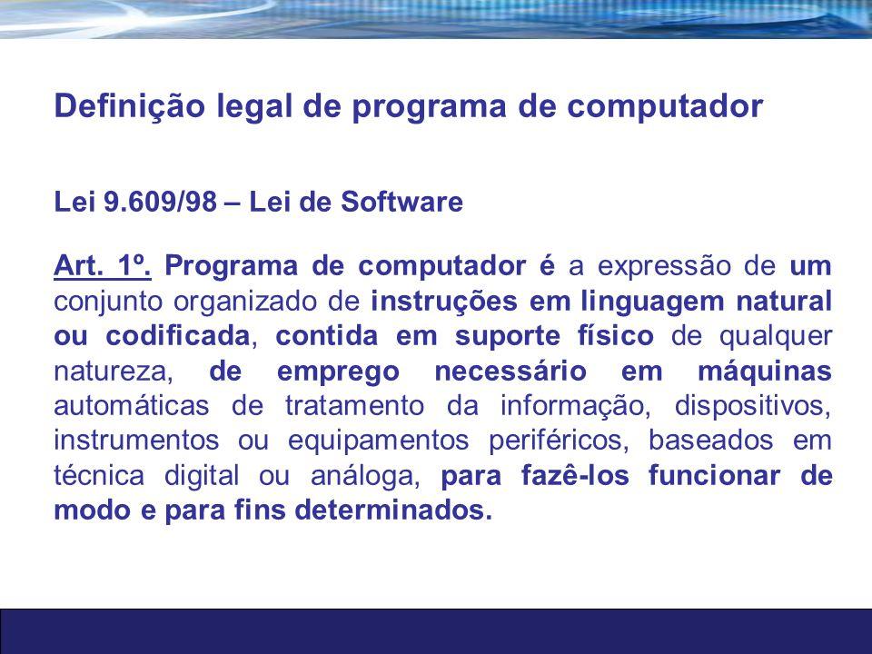Código fonte Código objeto Código fonte: corresponde à linguagem de programação que contém os comandos.