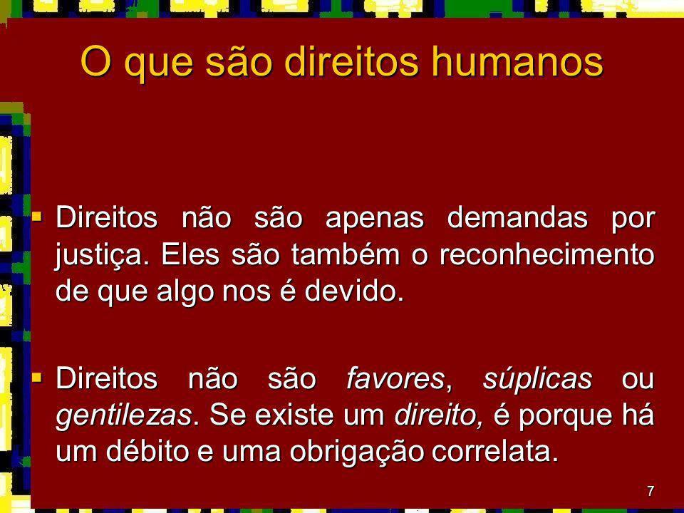 28 Autoria: Eduardo Rabenhorst Produção: Sílvia Helena Soares Schwab (silviass@ufpr.br) Veiculação e divulgação livres http://www.redhbrasil.net/