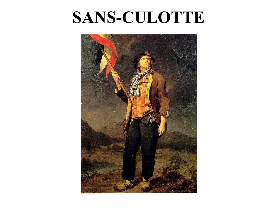 SANS-CULOTTE