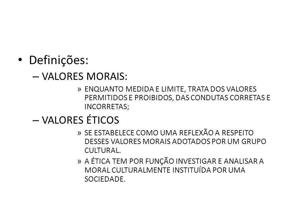 CRITÉRIO 03: COMPREENDER DE QUE MANEIRA A ATITUDE DE LEVAR VANTAGEM EM DETERMINADAS SITUAÇÕES INTERFERE NAS RELAÇÕES ENTRE INDIVÍDUO E SOCIEDADE.