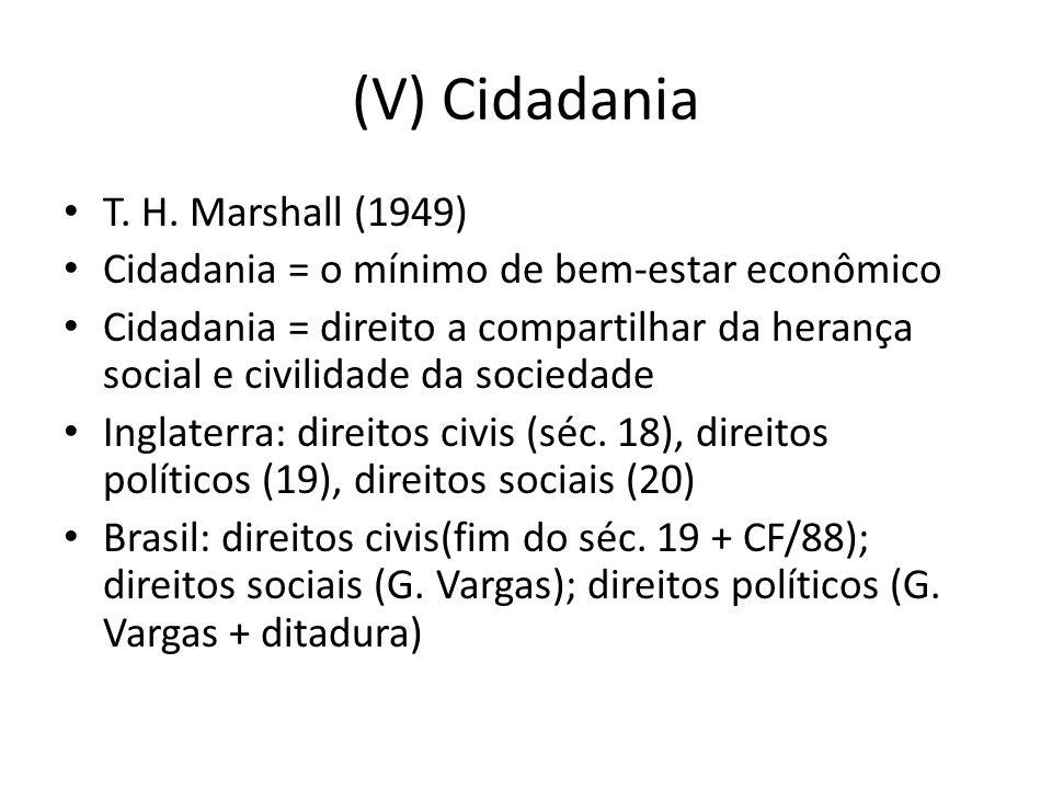 (V) Cidadania T.H.