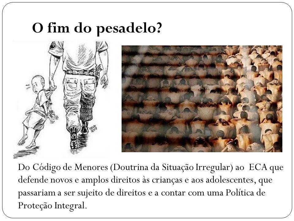 Após 20 anos da implementação do ECA, é possível falar em mudanças e conquistas para o cenário da infância no Brasil.