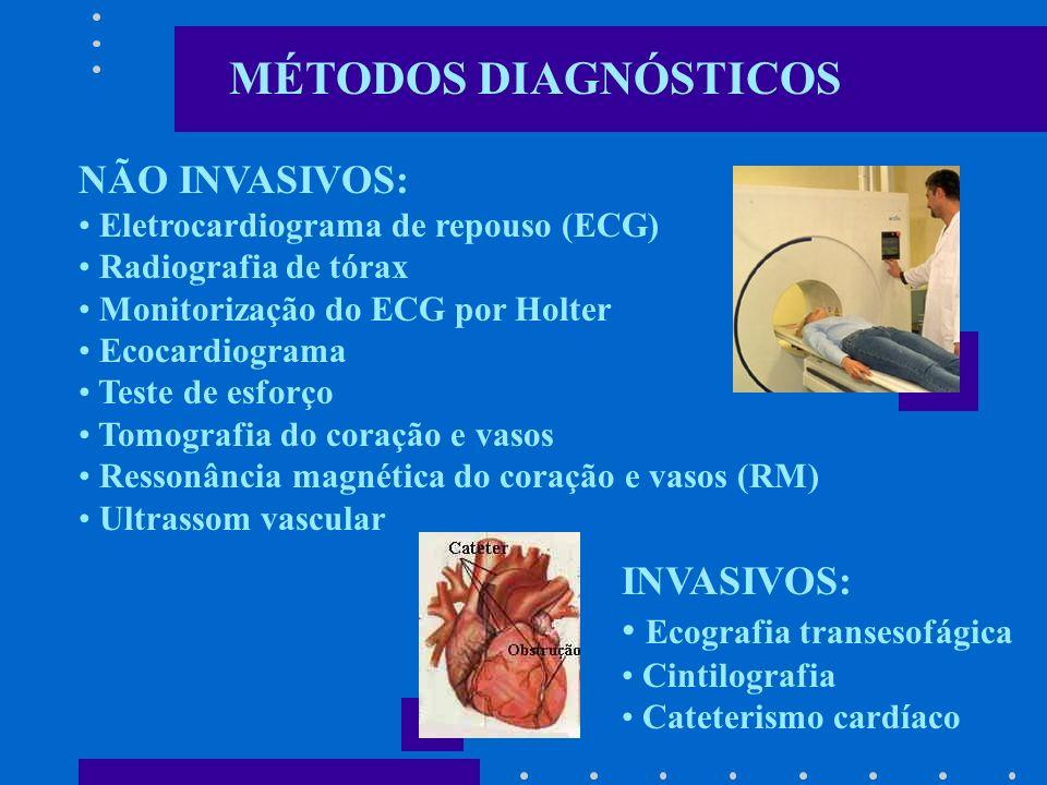 PREPARO: É necessário obter acesso venoso profundo; manter o paciente monitorizado; explicar objetivo do exame.