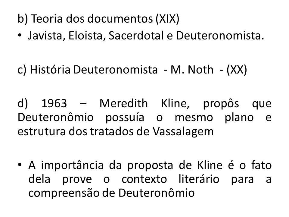 Ordem das seções dos tratados hititas 2º milênio descrição Êx - Lv Dt Js 24 Apresentação do orador Identificação do autor e do direito de publicar o tratado Êx20.11.1v.