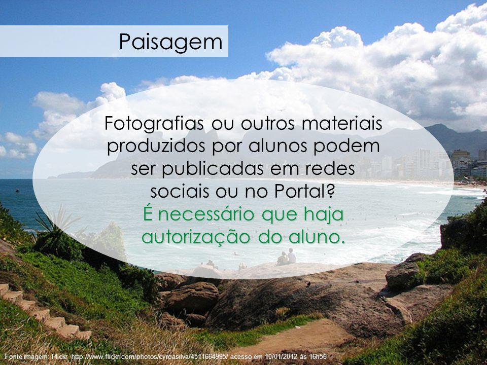 31 Fonte imagem: Flickr http://www.flickr.com/photos/cyroasilva/4511664995/ acesso em 10/01/2012 às 16h56 Paisagem Fotografias ou outros materiais pro